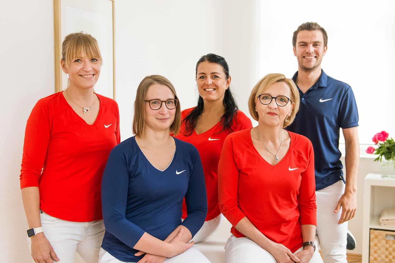 Das Team – Physiotherapie im Schumanns Eck - Physiotherapeut Leipzig Zentrum - Osteopathie - Lymphdrainage - Krankengymnastik - Sylvi Westphal-Doll